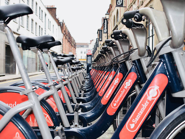 London's rental bikes: a (wobbly) history