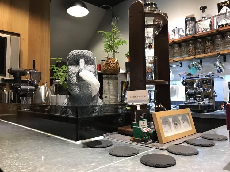 Lu.CY Coffee Roast & Brew:新台幣200元咖啡放題
