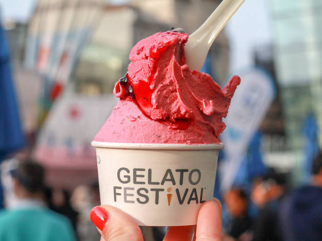 Gelato Festival Chicago