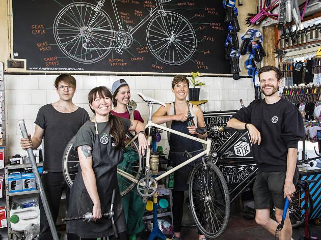 London's best bike shops