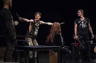 Bergen in the 2018 Broadway Bound Theatre Festival