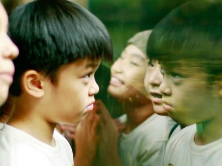 Los niños Wayang