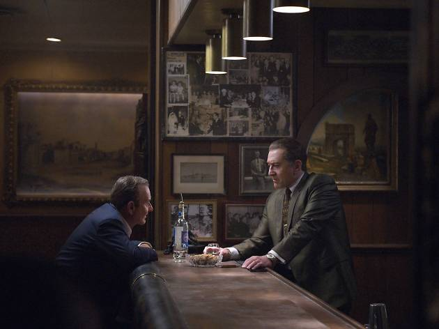 The Irishman review: Often electrifying, if overstuffed