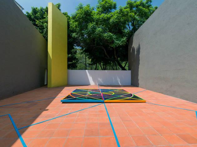 Cosmos de Eduardo Terrazas se presenta en el Museo Experimental el Eco