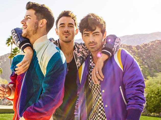 Jonas Brothers en CDMX 2019 concierto