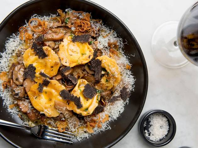 Mister Bianco truffle dish