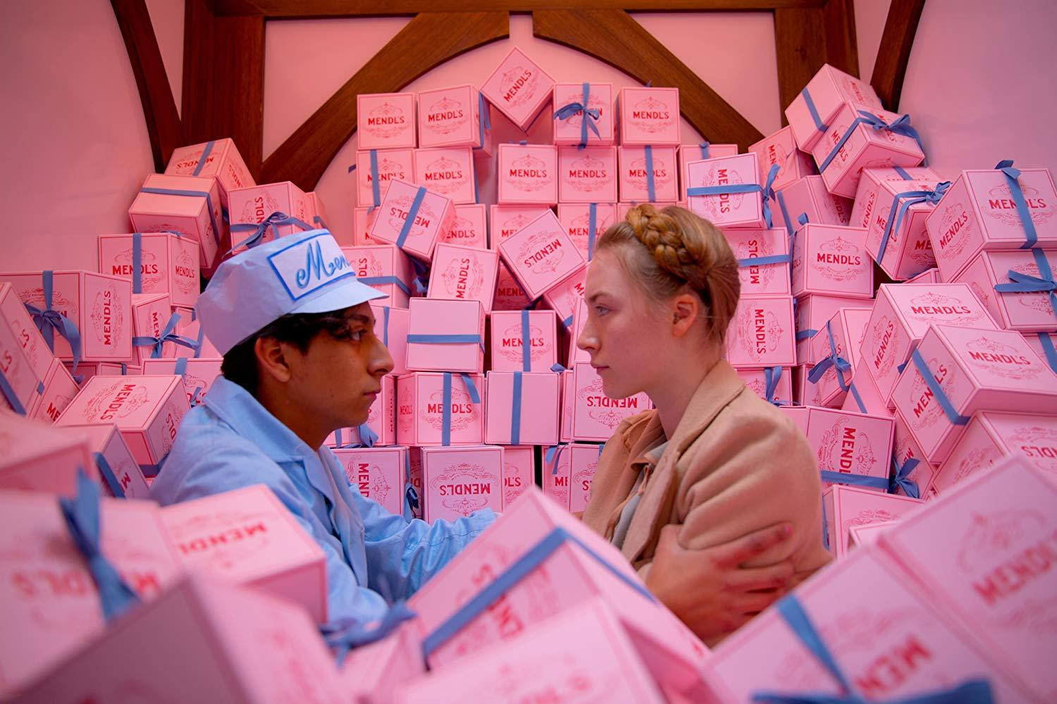 The Grand Budapest Hotel at Fed Square