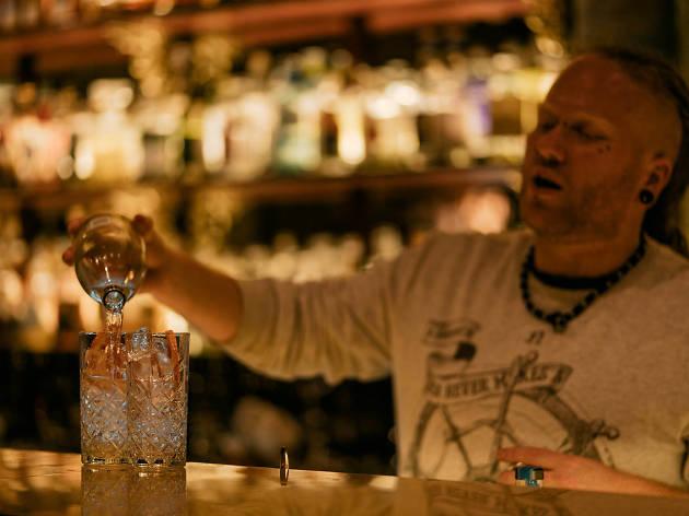 Tasmanian Whisky Week, Gold Bar