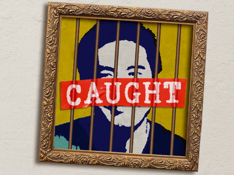 Contest: Win a pair of tickets to Caught presented by The Singapore Repertory Theatre