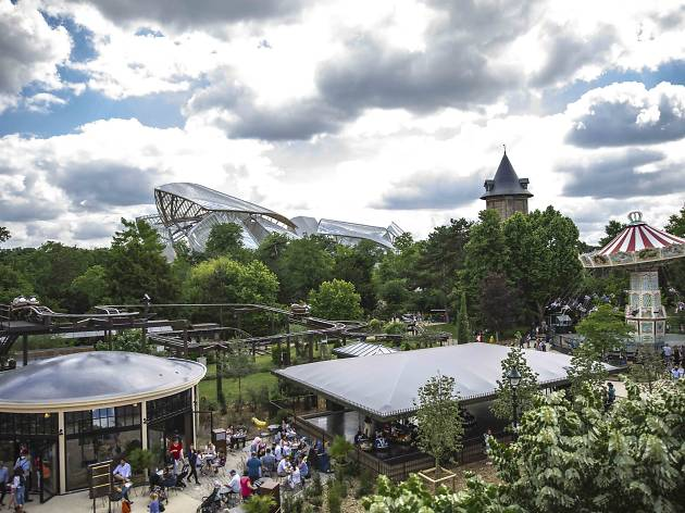 Jardin D Acclimatation Attractions In 16e Arrondissement Paris