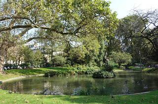 Square des Batignoles