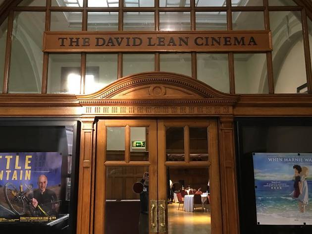 A picture of the David Lean Cinema
