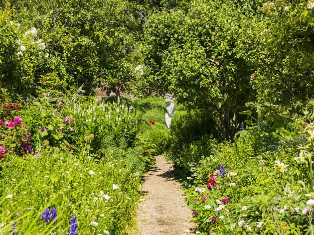 Charleston Trust Gardens near Lewes