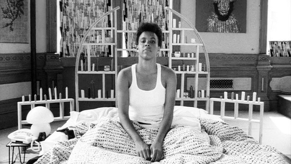 A still from Spike Lee's 1986 film 'She's Gotta Have It'