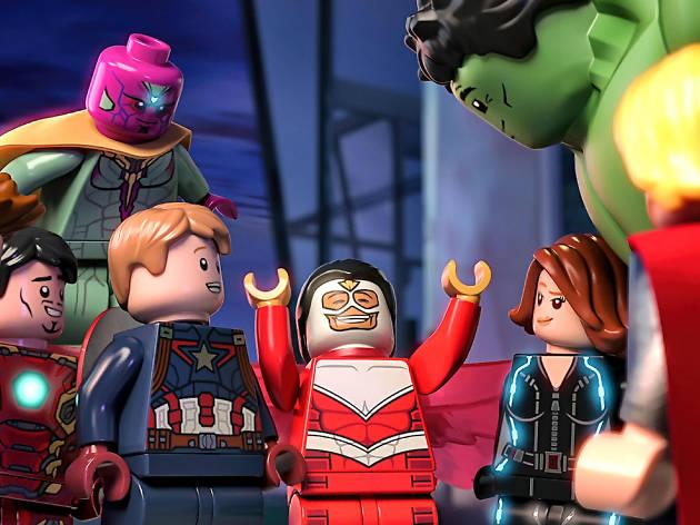 Lego Marvel Super Heroes: ¡Vengadores reunidos!