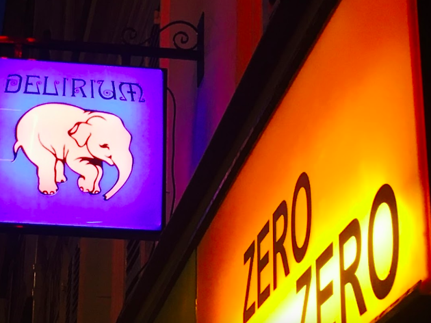 Nashville branchement bars