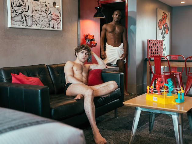 This South Beach LGBTQ hot spot is taking its frisky parties online