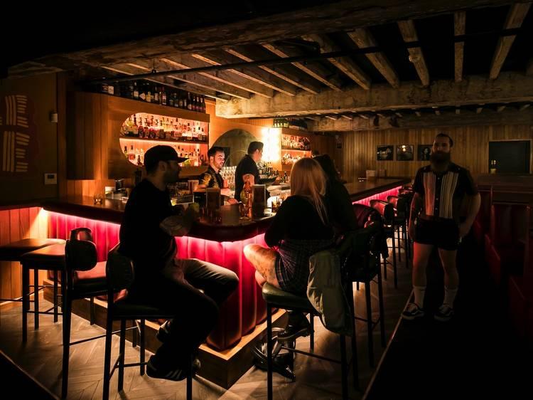 Double Deuce Lounge in Sydney