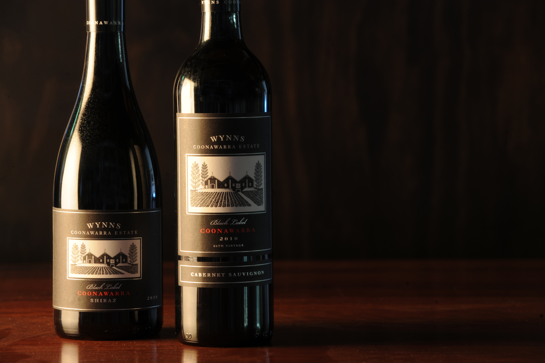 wynns coonawarra black label wine