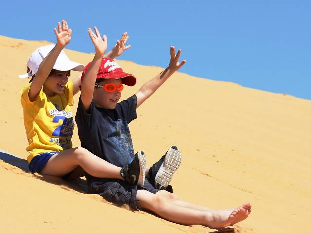 Help your kids unplug with these things to do in Israel