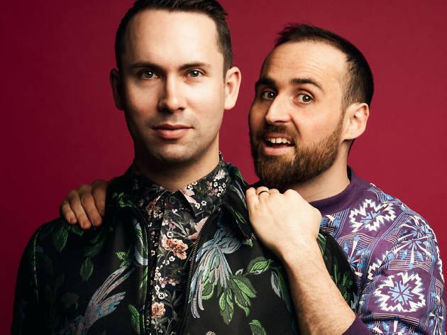 Max and Ivan