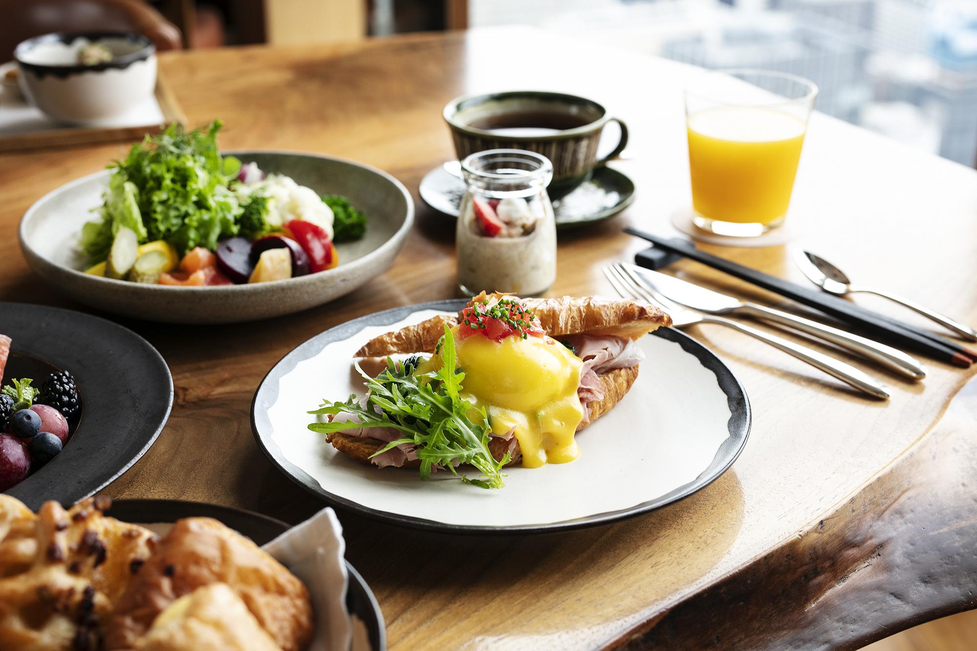 東京、ホテルの朝食ビュッフェ10選