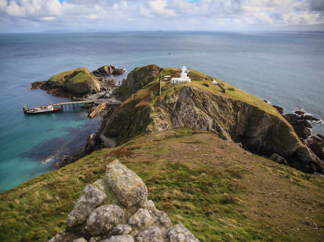 A tiny English island is fundraising for survival