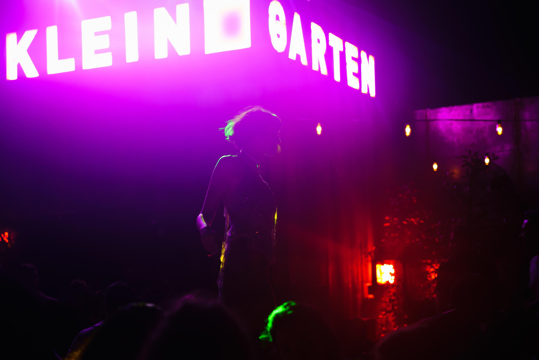 Klein Garten'da gözler onun üzerinde