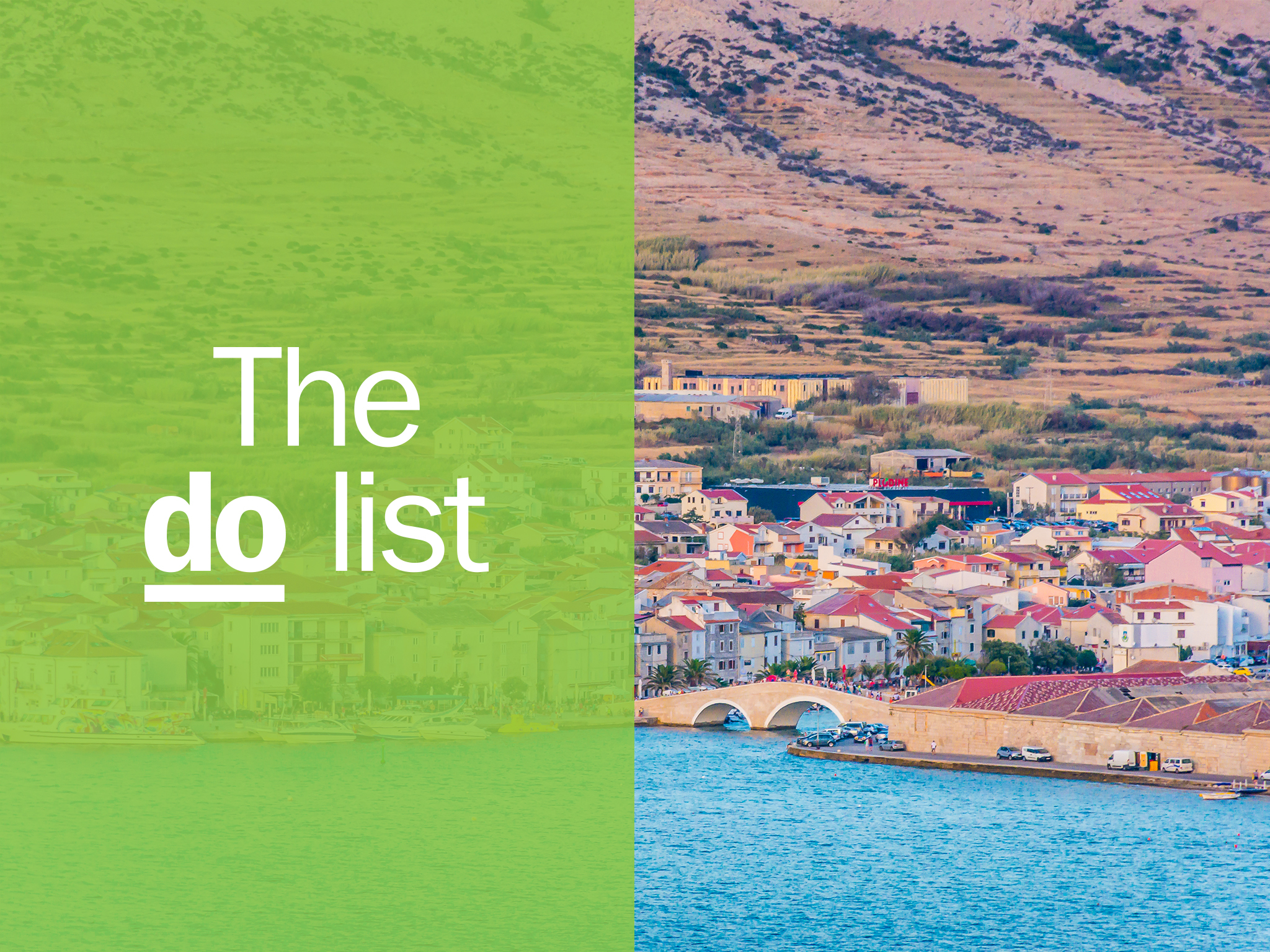 20 best things to do on Pag