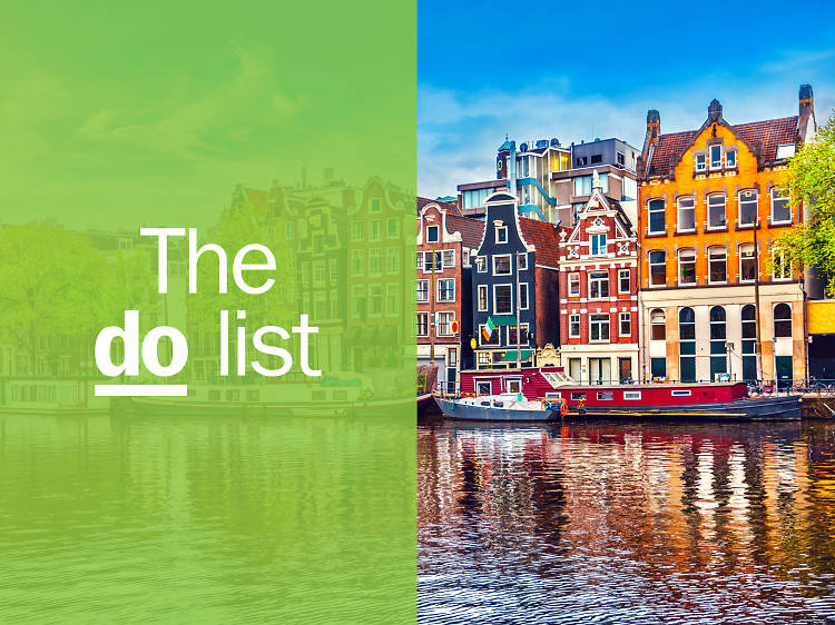 The 23 best things to do in Amsterdam