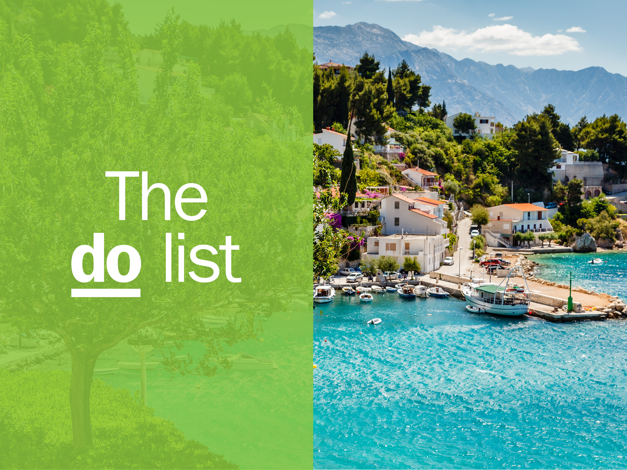 20 great things to do in Makarska