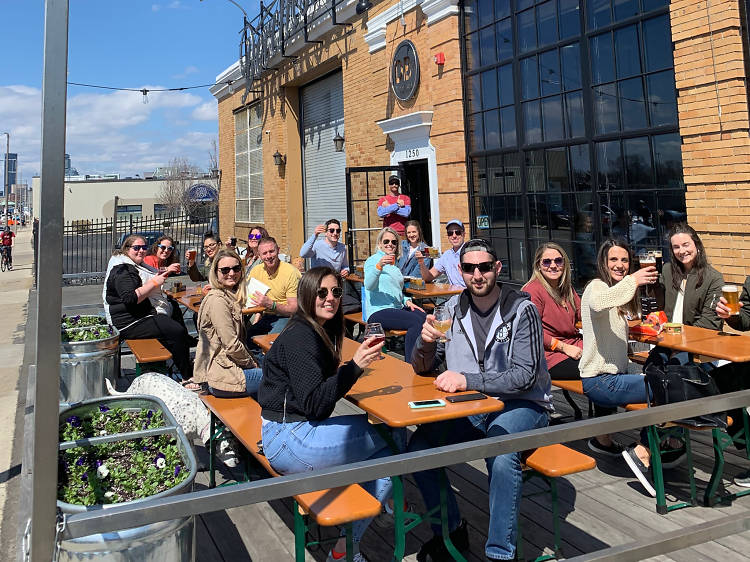 St. Patrick's Day Throwdown at Dorchester Brewing Co.