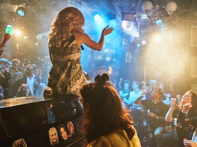 Soho on the Southbank: 30 Years of Phoenix Arts Club