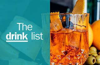 Zagreb drink list
