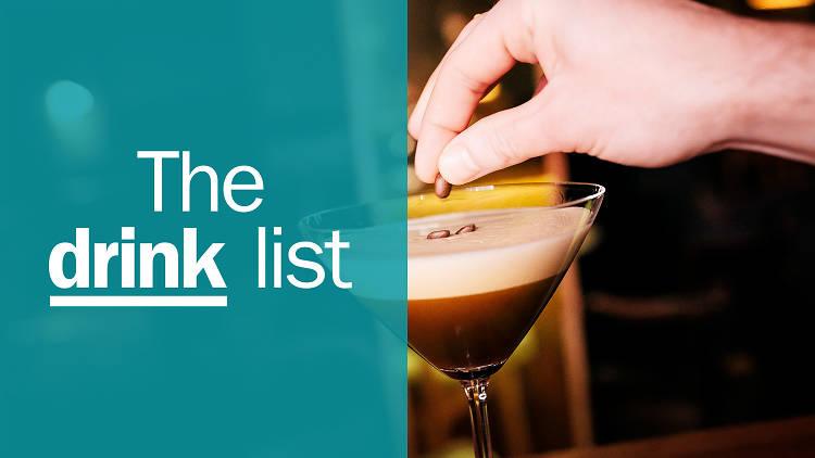 Dubrovnik drink list