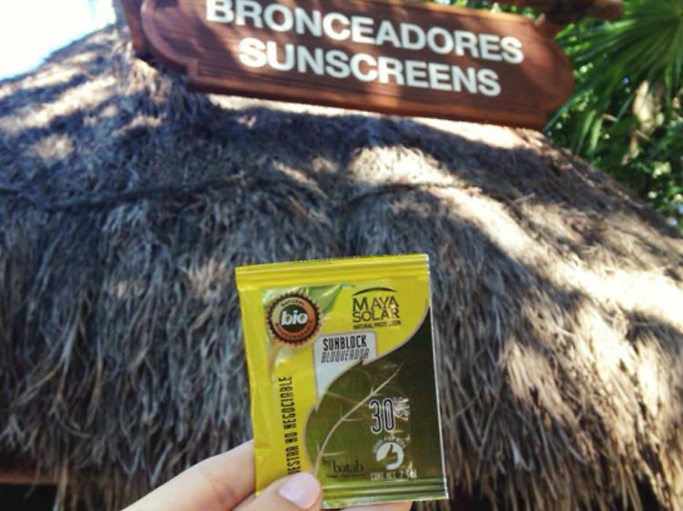 Cuida al medio ambiente con su programa de productos biodegradables
