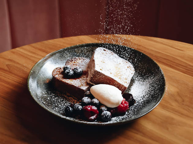 French toast at Neptune, London