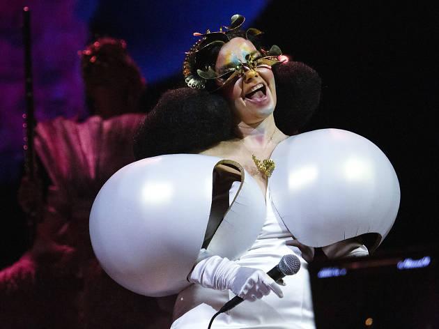 Te regalamos boletos para ver a Björk