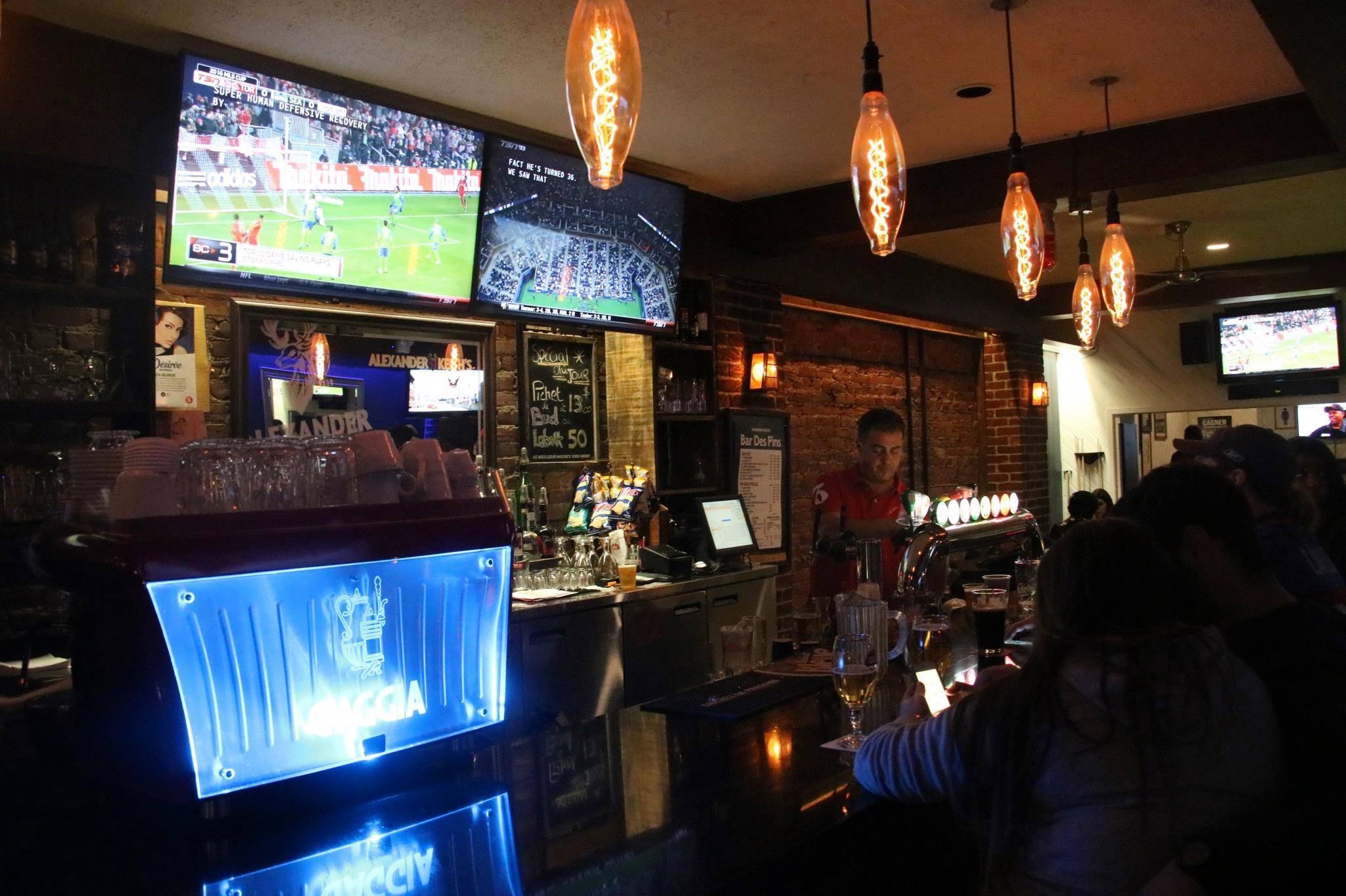 Bar des Pins