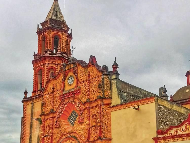 Misiones franciscanas, joyas del barroco escondidas en la sierra