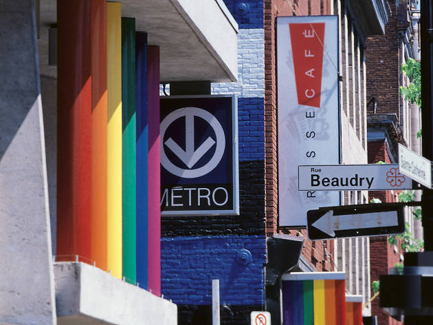 Beaudry Station / Gay Village