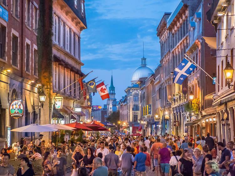 Que faire au Vieux-Montréal