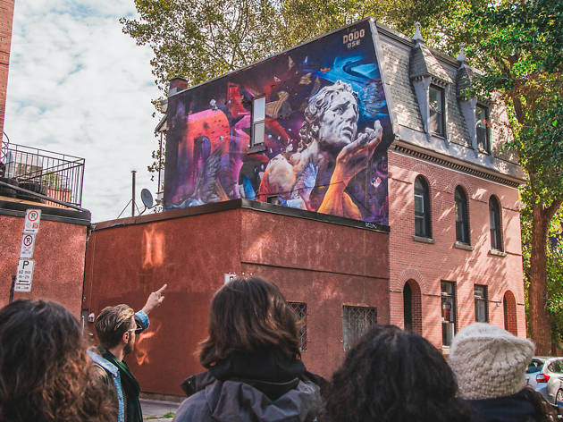 The best walking tours in Montreal