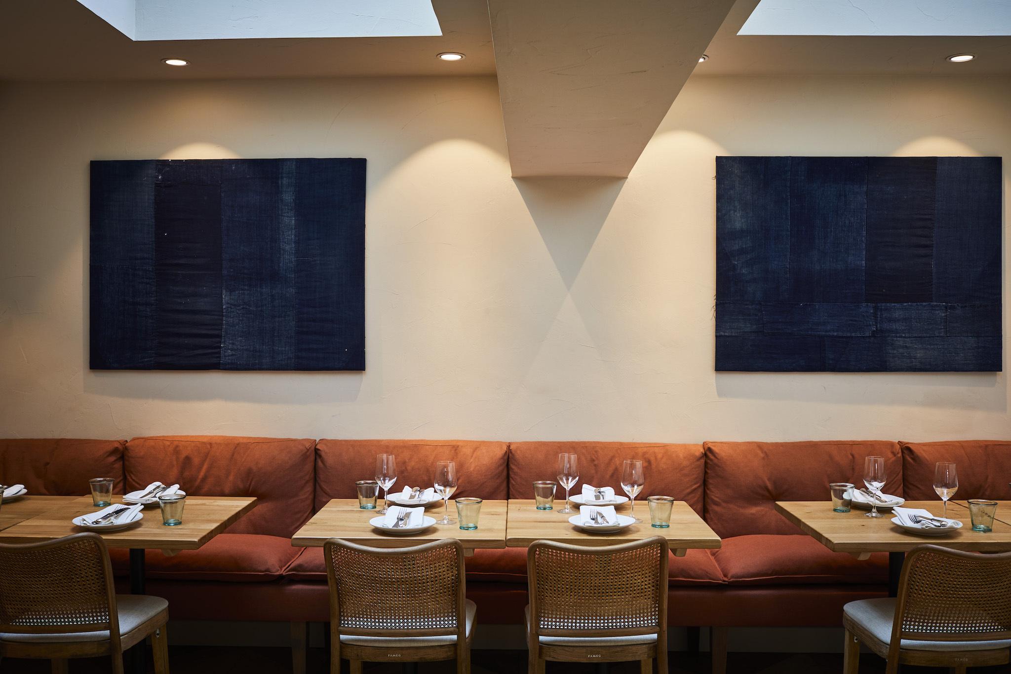 Orasay, restaurant, London