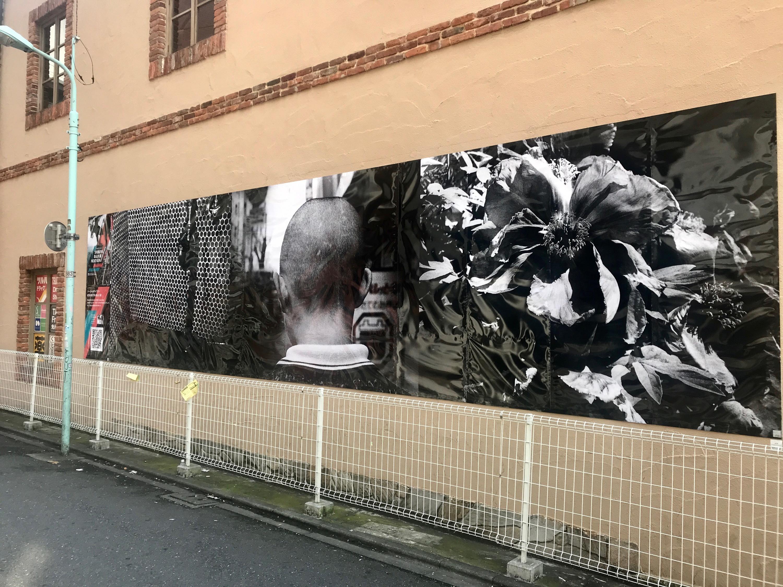 渋谷の各所に巨匠の作品が出現、「SHIBUYA / 森山大道 / NEXT GEN」がスタート