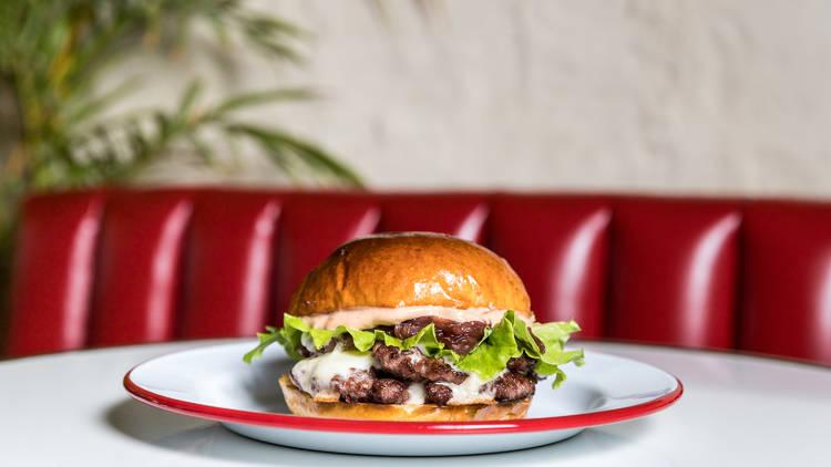 Restaurante, Cozinha Americana, Dallas Burger Joint