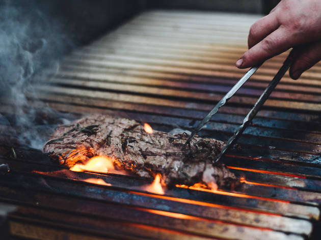Camden's Big BBQ: London's Global Cookout