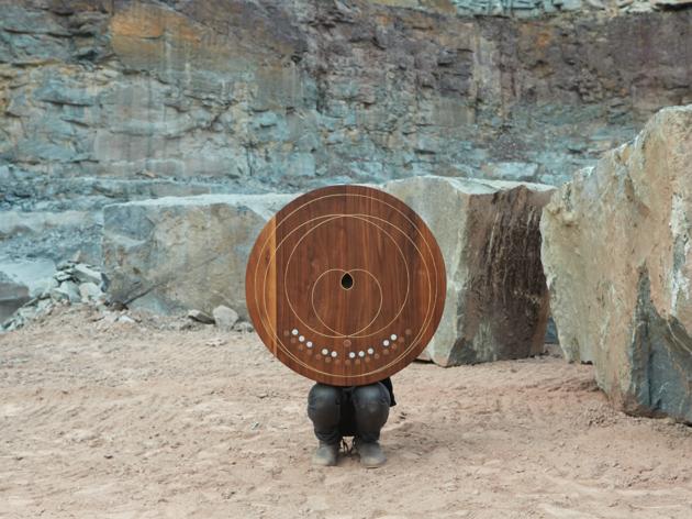 Segulharpa, instrumento de Cornucopia de Björk