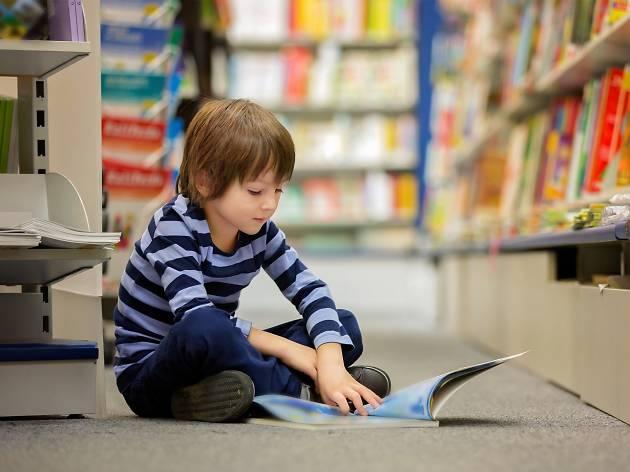3 lecturas de niños para el verano