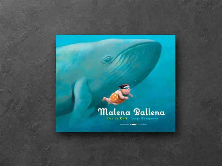 Malena Ballena - Libros del Zorro Rojo
